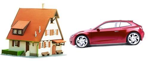 Empréstimo com garantia de imóvel ou veículo