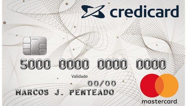Cartão de crédito Credicard: sem anuidade, grande opção