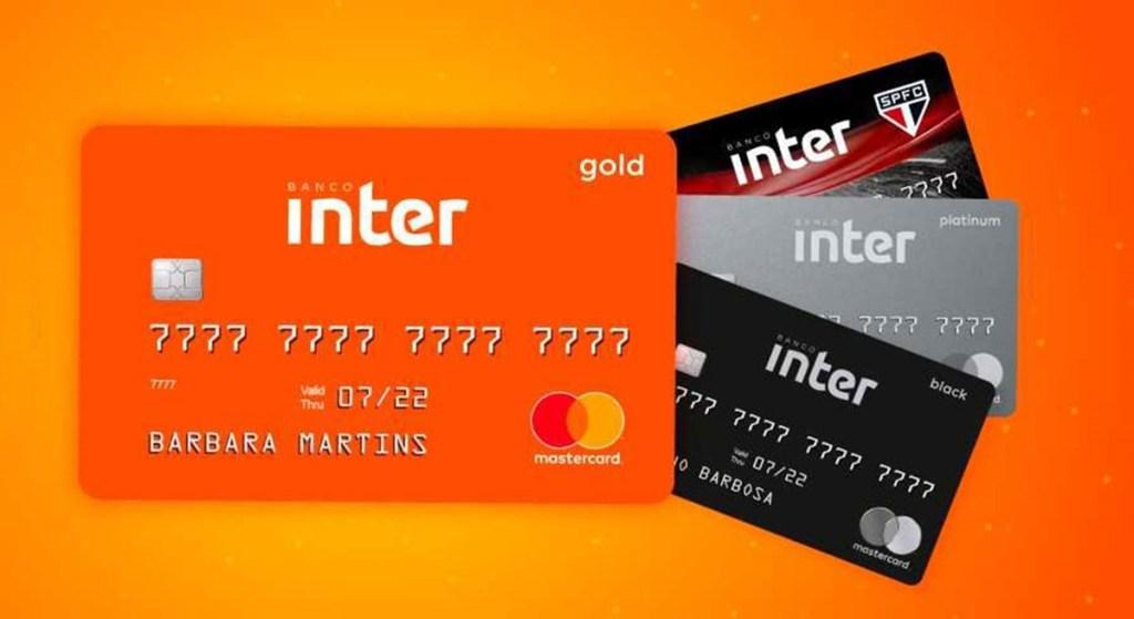 banco inter conta e cartão imagem