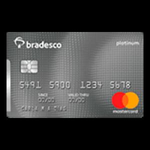 Cartão Bradesco Mastercard Platinum Internacional