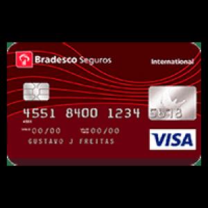 Cartao de credito bradesco visa internacional